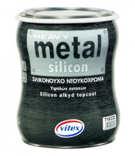 Vitex Heavy metal Silicon W(lesk) 2,139L